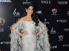 'Baby's First Couture': Janhvi Kapoor's First Red Carpet, With Help From Cousin Rhea