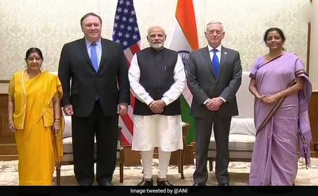 US, India 'Committed' To Free, Inclusive And Prosperous Indo-Pacific