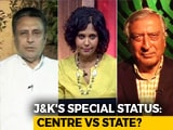 Video: Ajit Doval's Comment On J&K: Special Status Under Threat?