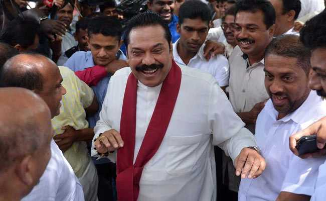 Sri Lanka's Mahinda Rajapakse Claims 'Witch Hunt' Over Journalist Kidnap Probe