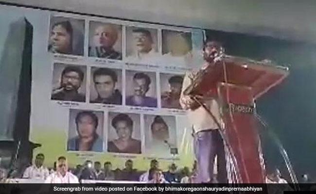 भीमा कोरेगांव मामला: सामने आया यलगार परिषद के भाषण का वीडियो, माओवादी होने के दावों पर सवालिया निशान