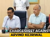 Video : Arvind Kejriwal, Deputy Charged For Alleged Assault On Delhi Bureaucrat