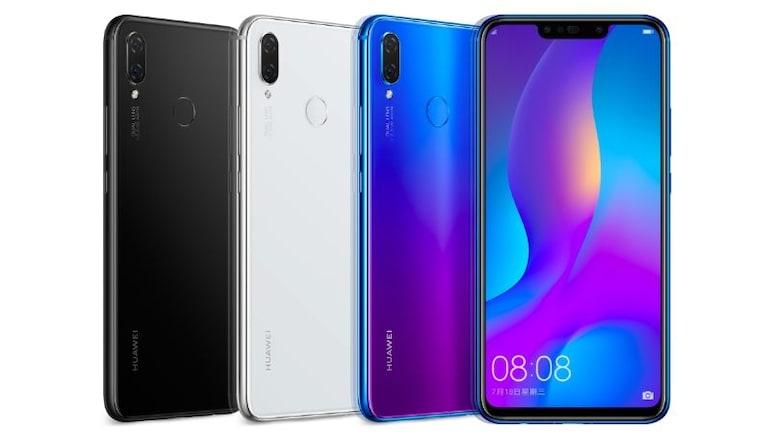 Huawei Nova 3 अमेजन पर 23 अगस्त से मिलेगा ओपन सेल में