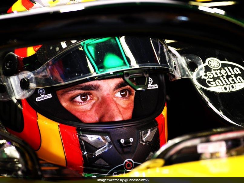 Carlos Sainz Replaces Fernando Alonso At McLaren