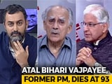 Video : Remembering Atal Bihari Vajpayee: The National Political Icon