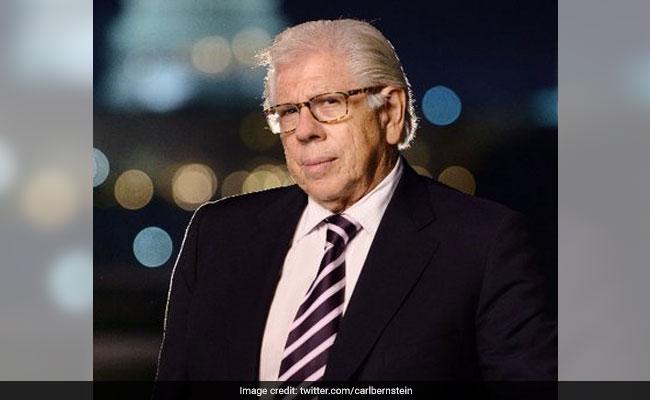Trump Calls Watergate Scandal Reporter Carl Bernstein 'A Degenerate Fool'