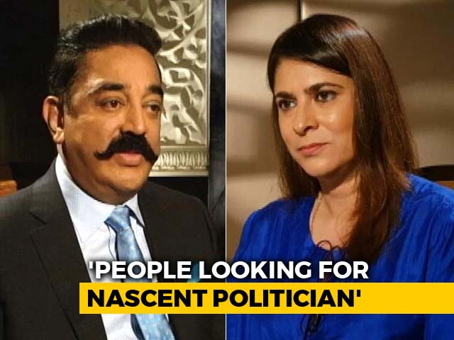 Video : The NDTV Dialogues With Kamal Haasan