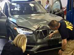 Uber Self-Driving Car Failed To Recognize Pedestrian, Brake Says US Agency