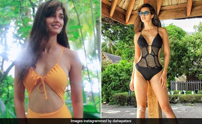 A Guide To Wearing Stylish Monokinis, Featuring Disha Patani