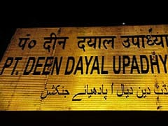 It's Official. Mughalsarai Station's New Name Is Up On Signs And Boards