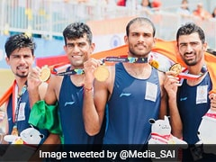 Asian Games: Gritty Rowers Produce Gold-Standard Show; Heartbreak In Kabaddi Again