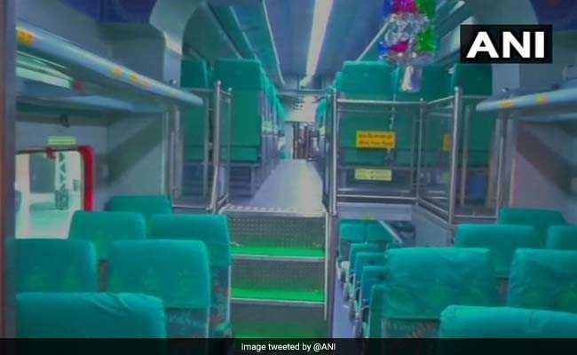 New Coimbatore-Bengaluru Uday Express Gets Tab-Operated Vending Machines