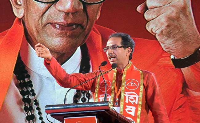 'Why Not Topple NDA?' Uddhav Thackeray Taunts RSS Over Ram Temple