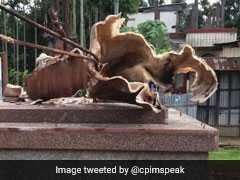 """Baidyanath Statue Vandalised To Discredit State Government"": Biplab Deb"