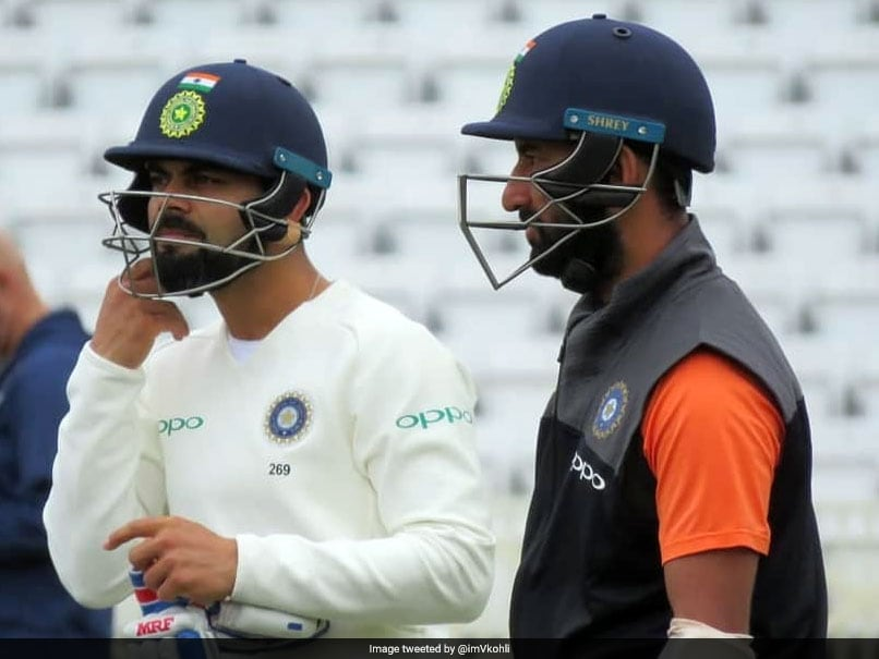 "Virat Kohli Pleased With Training Session, Says ""Looking Forward To Next Game"""
