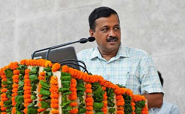 Delhi Chief Minister Arvind Kejriwal Inaugurates New Phase II Building At IIIT Delhi Campus