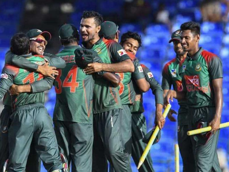 Ton-Up Tamim Iqbal Leads Bangladesh To Series Triumph