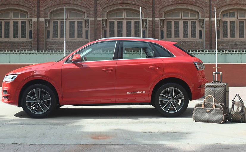 Audi Q7 And Q3 Design Edition Launched In India; Prices Start At Rs. 40.76 Lakh - NDTV CarAndBike