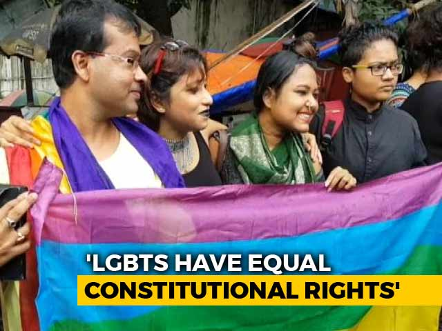 Video : Top Court's Historic Verdict: Homosexuality Legal