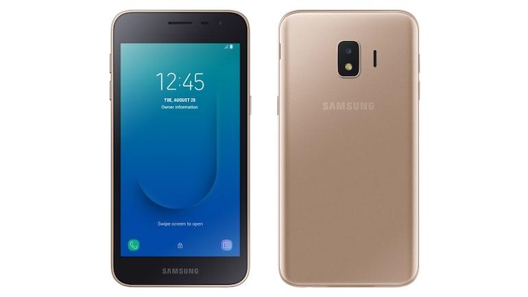 Samsung Galaxy J2 Core एंड्रॉयड गो स्मार्टफोन से उठा पर्दा