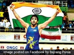 ஆசிய போட்டிகள் 2018: இந்தியாவின் முதல் தங்கத்தை வென்ற பஜ்ரங் புனியா!