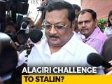 Video : MK Alagiri, Expelled From DMK, Claims Support of Karunanidhi's Loyalists
