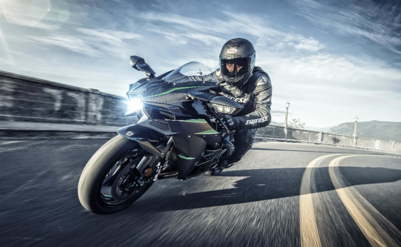The 2019 Ninja H2 now makes a total of 230 bhp instead of 200 bhp earlier