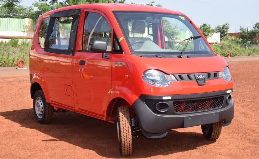 After its 1 lakh production milestone, Mahindra Jeeto has now breached the 1 lakh sales mark as well