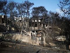 Armageddon Fire In Greece's Mati Kills 80, More Feared Dead
