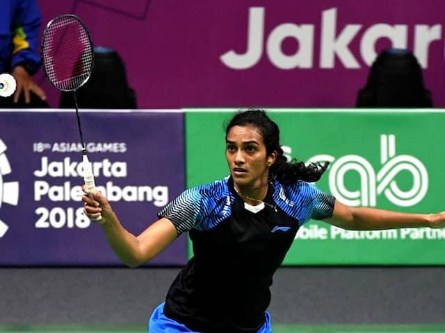 Asian Games 2018: PV Sindhu Enters Womens Singles Final, Saina Nehwal Wins Bronze