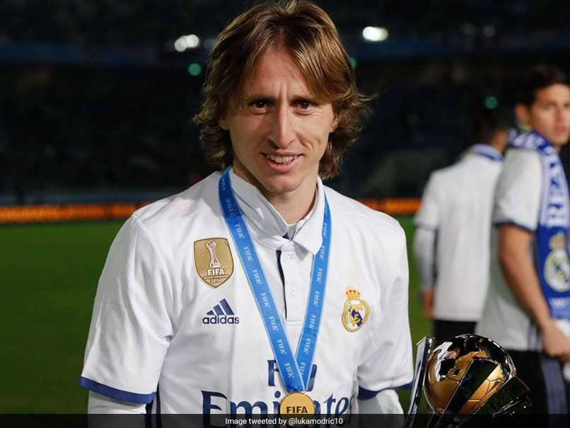 Luka Modric To Stay At Real Madrid, Confirms Manager Julen Lopetegui