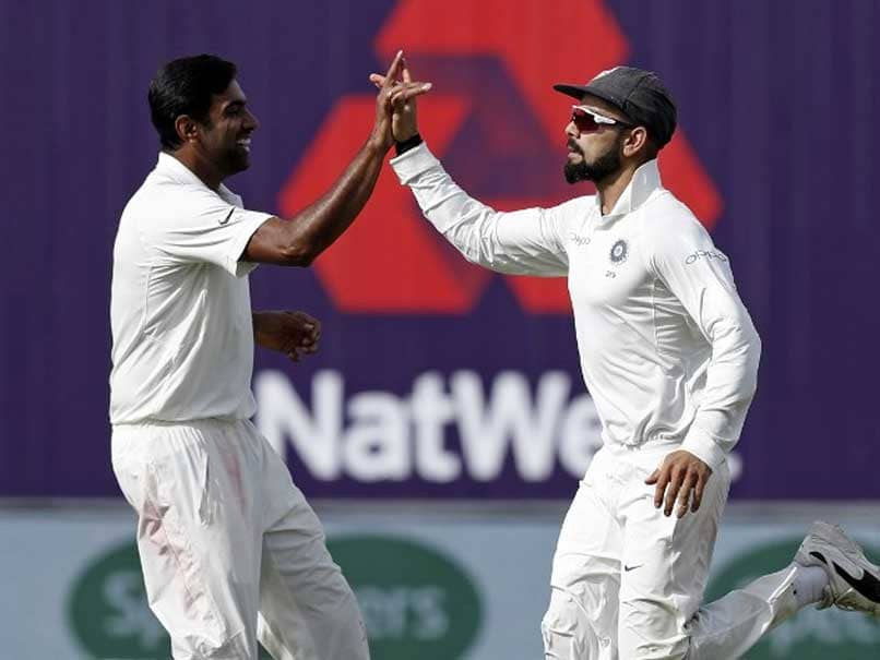 India vs England: Ashwins Four For Gives India Edge On Day 1 Against England