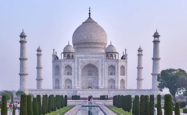 Taj Mahal To Be Shut For Public On February 24 During Donald Trump's Visit