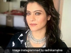 ICYMI, Kajol Has Been Nailing 2-Trends-In-1-Outfits Like A Boss