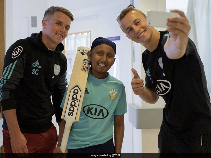 """Buy One Get 2 Free,"" Tom Curran Jokes About Playing With Brothers Ben And Sam Curran In Same Team"