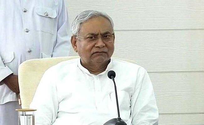 Nitish Kumar To Attend M Karunanidhi's Memorial Service