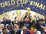 France Wins Second FIFA World Cup, New Stars Are Celebrated