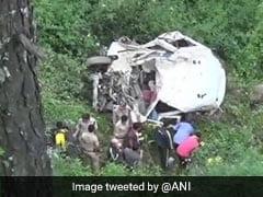 13 Killed As Van Falls Into Gorge In Uttarakhand After Landslide
