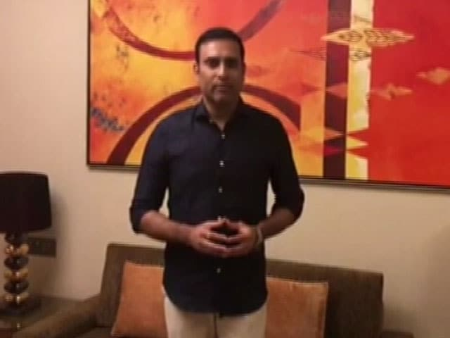 Video : VVS Laxman Urges People To Donate Generously To Restore God's Own Country