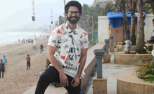 Shahid Kapoor: 'Like To Surprise People With The Unexpected'