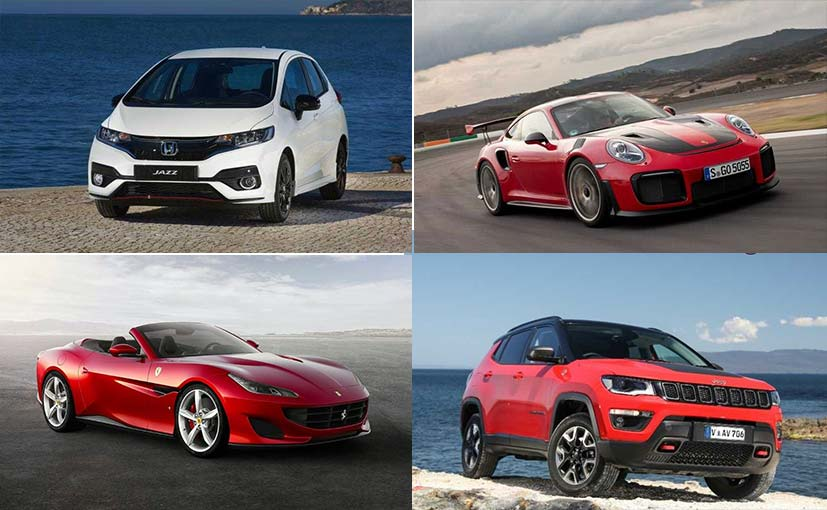 Upcoming Car Launches in July 2018