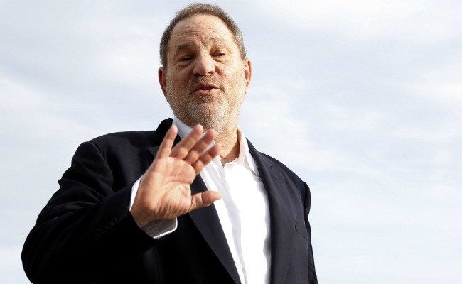 Harvey Weinstein Accuser Reveals Video Of Apparent Harassment