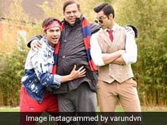 Varun Dhawan's Birthday Post For Dad David Includes Old Govinda Film Still