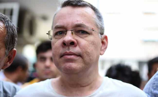 Amid Tensions, Turkey Court Rejects Another Appeal To Free US Pastor: Lawyer