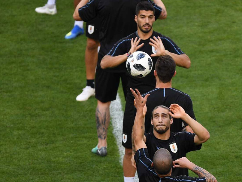 World Cup 2018, Uruguay vs Russia Live Football Score: Russia, Uruguay Aim To Finish On Top Of Group A – NDTV Sports