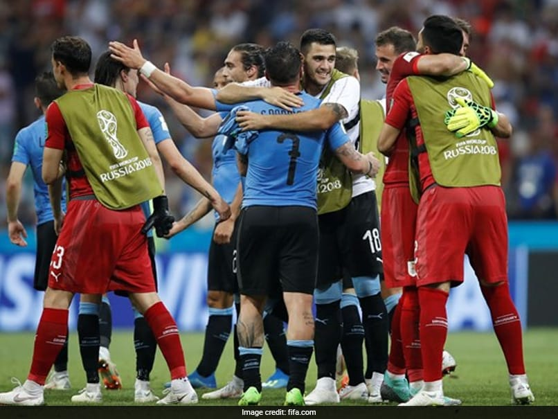 World Cup 2018: Edinson Cavani Fires Uruguay Into Last Eight As Cristiano Ronaldo Dream Ends