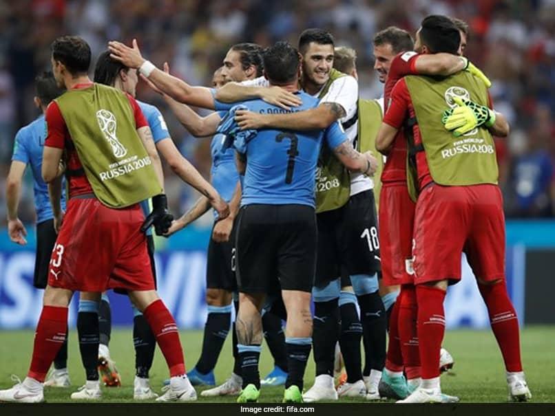 World Cup 2018: Edinson Cavani Fires Uruguay Into Last Eight As Cristiano Ronaldo Dream Ends