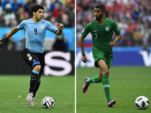 World Cup 2018, Uruguay vs Saudi Arabia: When And Where To Watch, Live Coverage On TV, Live Streaming Online