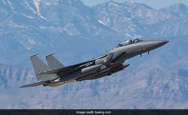 US Fighter Jet Crashes Off Japan, Pilot Ejects, Rescued: Reports