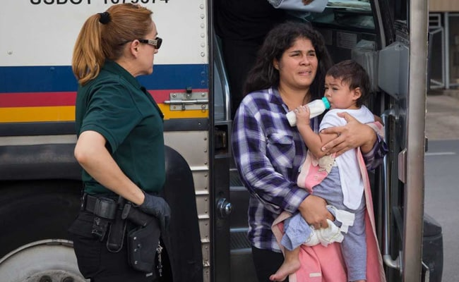 Migrant Families Separated By US Are Refusing Reunification: Rights Group